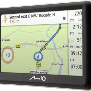 MIO SPIRIT 7700 LM Navigatiesysteem 12.7 cm 5 inch